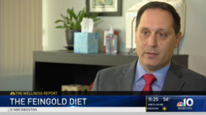 Dr. Foley shares insight on the Feingold Diet with NBC 10 Boston