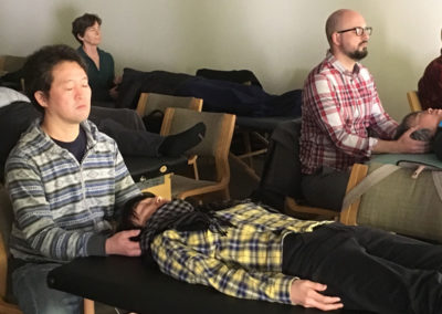 Dr. Foley teaches advanced osteopathic course in Massachusetts